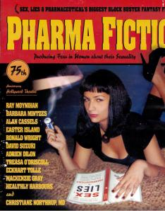 Pharma Fiction magazine
