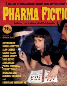 Pharma Fiction magazine